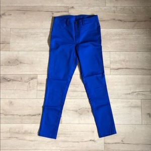 Custom Made Blue Pants